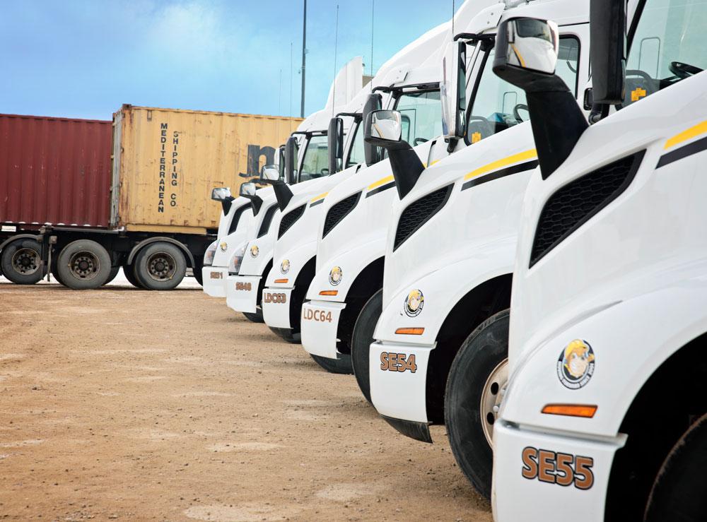 slinkemo truck fleet